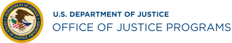 US Department of Justice | Office of Justice Programs Logo